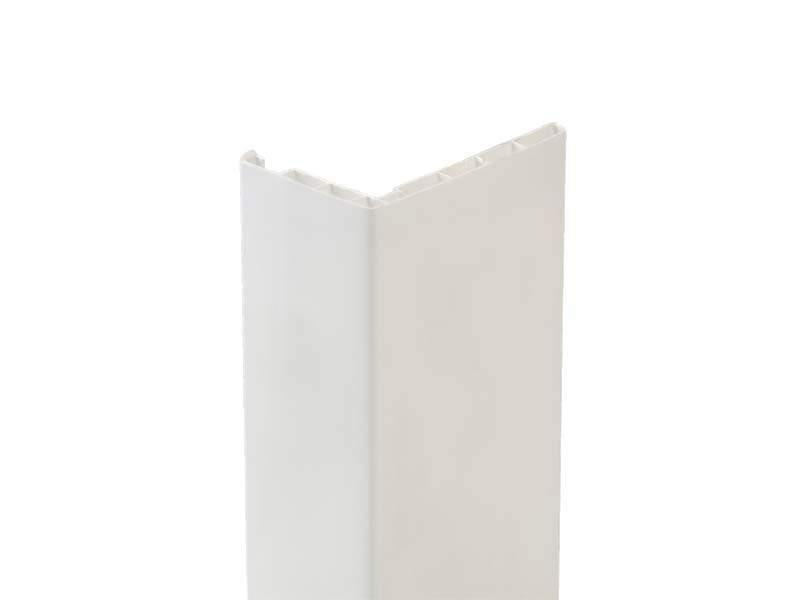 Наружный откос угловой VPL 60х94х8 мм белый 6,0 м