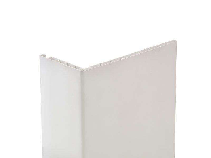 Наружный откос угловой VPL 90х180х9 мм белый 6,0 м