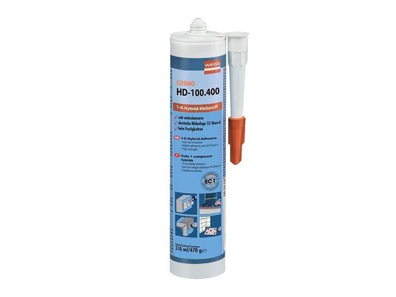 Однокомпонентный МС-клей HD-100.400, 310 мл. HIM0221