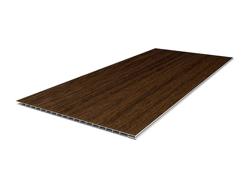 Откос дверной Qunell 200мм темный дуб (Renolit 2052-089) 6,0 м. KNL0020.68/DVR