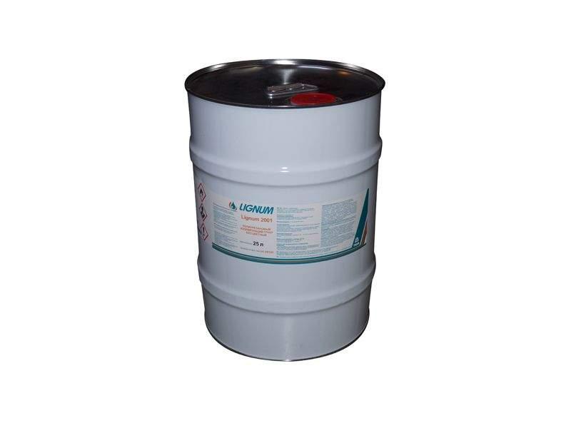 Грунт полиуретановый LIGNUM 2001 изолирующий, бесцветный, 25л. LIG2001/25