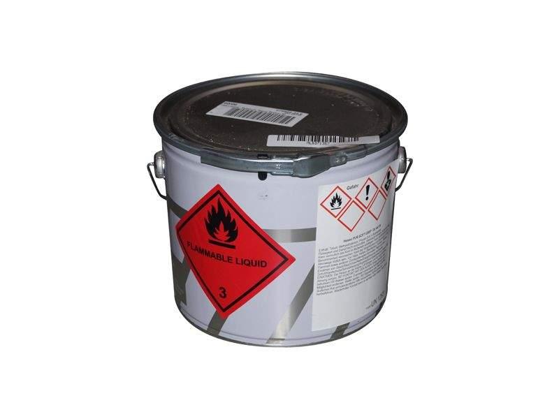 Лак полиуретановый бесцветный, глянцево-матовый 5л (5:1 HES3621.00 DR 4078). HES5511.00
