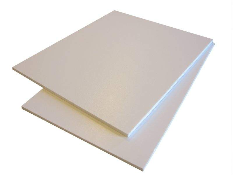 Панель вспененный ПВХ RSFoam 5х2030х3050 белый матовый