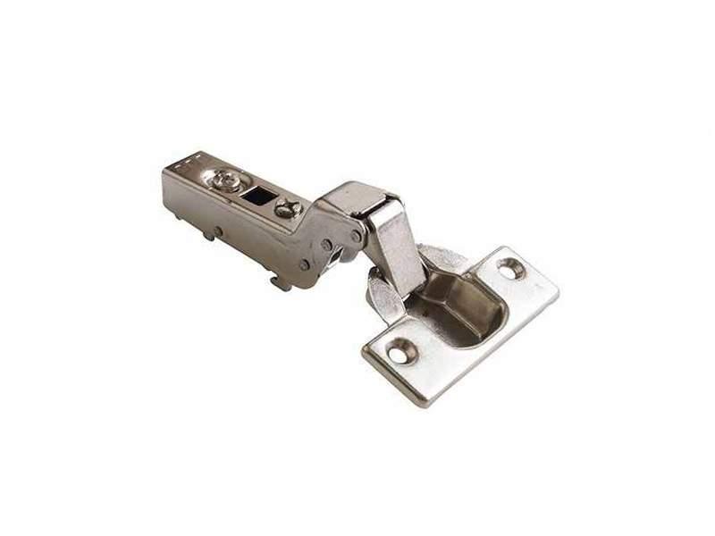 Петля для вкладных дверей Firmax Clickline, с доводчиком, угол открывания 110°, 48мм. FRM0122