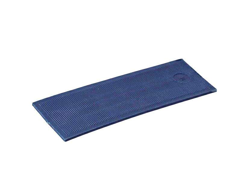 Пластина рихтовочная Bistrong 100x24x2 синяя (от.)