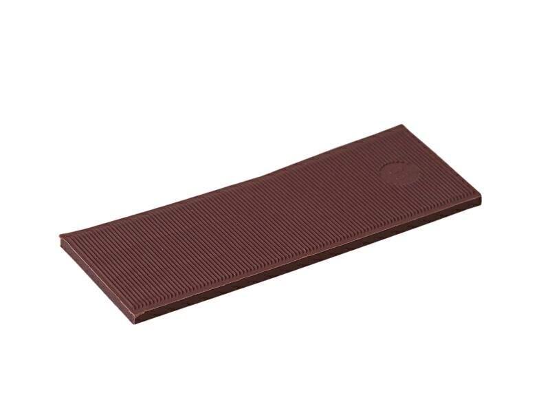 Пластина рихтовочная Bistrong 100x28x3 красная (от.)