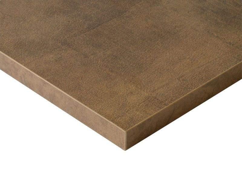 Плита SYNCRON ЛДСП Кожа Золото Куско (Leather Cuzco Oro), 1220*18*2750 мм. ALV3102.18