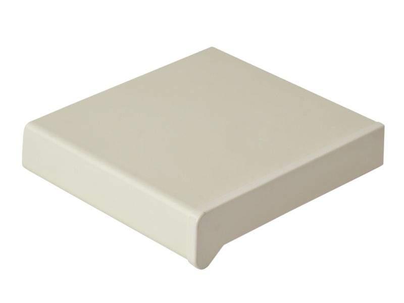 Подоконник пластиковый Moeller 250мм, белый 6м