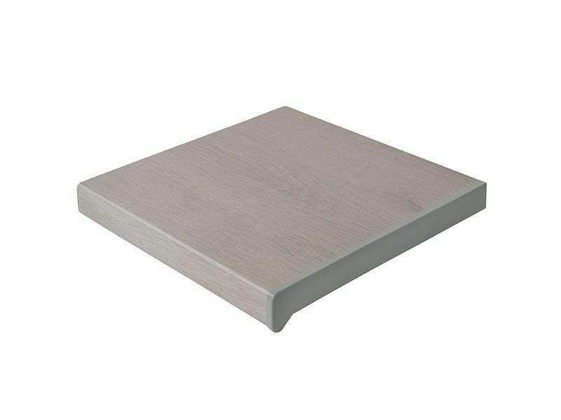Подоконник пластиковый Moeller 200мм, серебристый ясень матовый. MOL0231.50/6