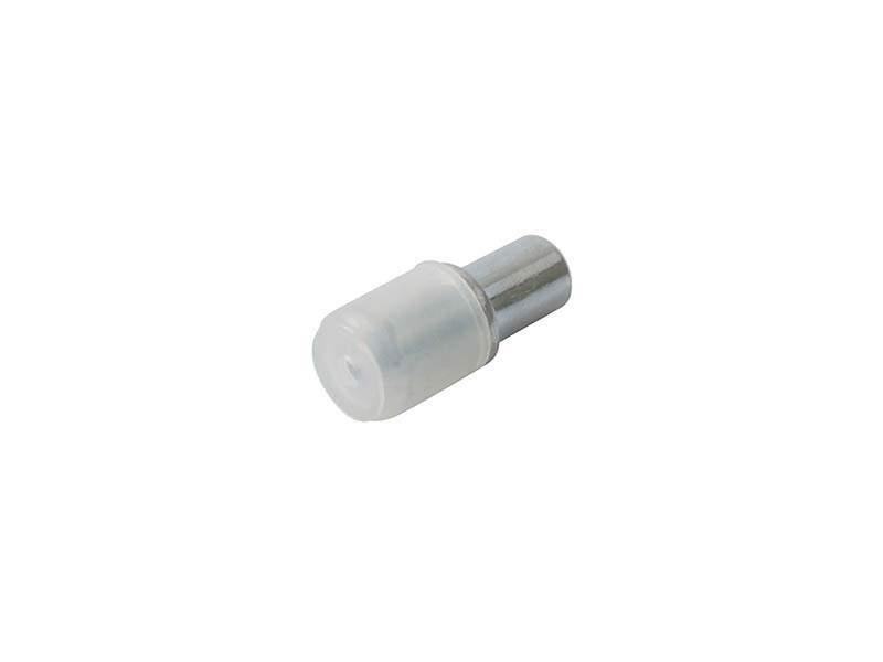 Полкодержатель Duplo для стеклянных полок, d=5 мм, сталь, цинк.FIRMAX. FRM0882.12/2