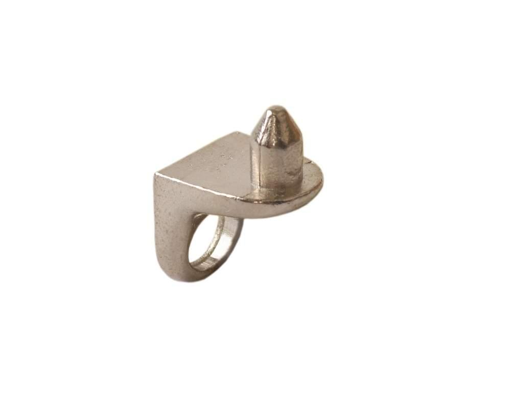 Полкодержатель FIRMAX, цинк, никель. FRM0656