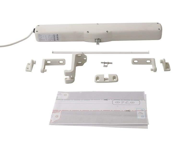 Автоматический привод цепной VARIA SLIM 230V, белый. GIE7884.07