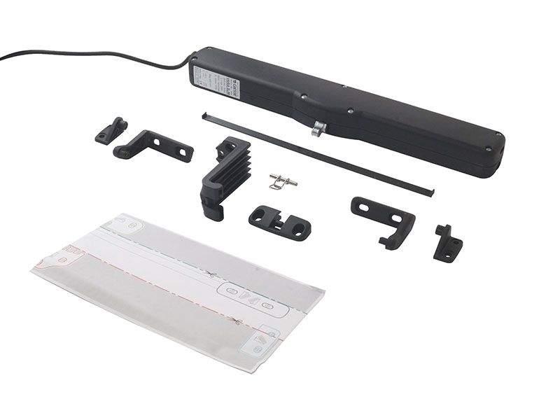 Автоматический привод цепной VARIA SLIM 230V, черный. GIE7884.06