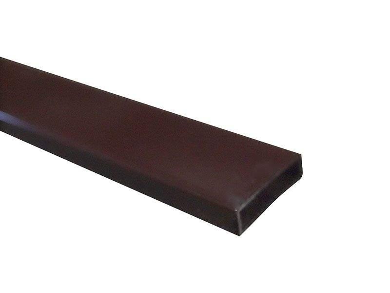 Профиль BAUSET МС-БАЗА 7х22 поперечный коричневый (6,0м)