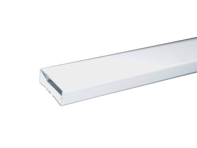 Профиль Bauset МС поперечный, белый, RAL9016 (6,0 м)
