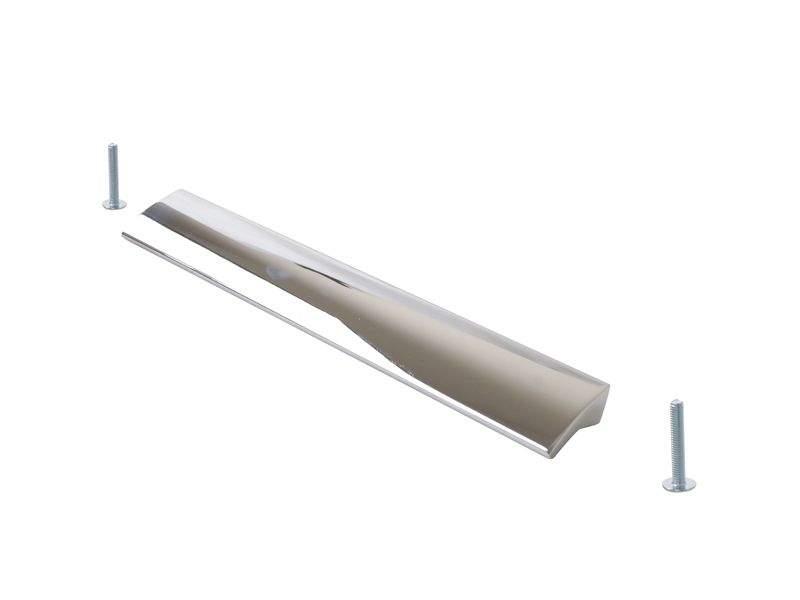 Профиль-ручка 160мм, хром. COS0004.10.160