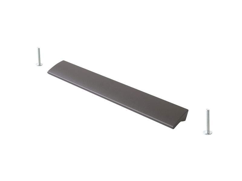 Профиль-ручка 160мм, титан. COS0004.40.160
