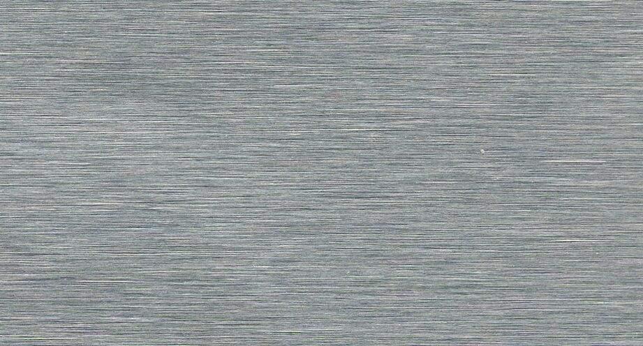 Бортик пристеночный овальный пластик фольга Инокс 39×19мм L=4м FIRMAX. FRM7153.813