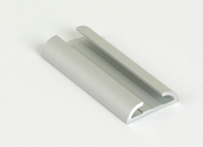 Направляющая для распашной двери FIRMAX, алюминий, золото, L=5800 мм. FRM2420.09/11