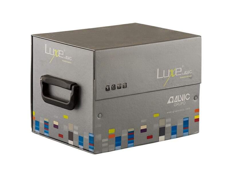 Комплект образцов №5 LUXE ZENIT суперматовых плит + MetalDeco 18*200*200 мм (10 шт). ALV0116