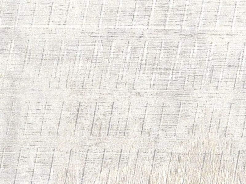 Бортик пристеночный треугольный ALPHALUX, 30*25 мм, L=4.1м, таволато белый, алюминий. ALF0206/30