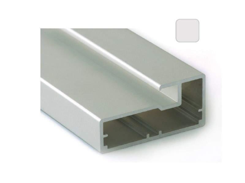 Профиль 45/20 серебро, 5800 мм для рамочных фасадов FIRMAX Frame. FRM2810.02/11