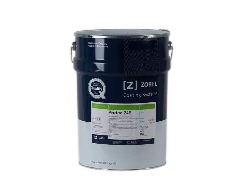 Пропитка внутренняя антисептик Zobel Protec 245 1л. ZWP0120