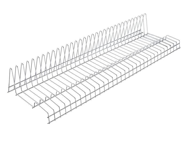 Решетка для тарелок/чашек Griglia в базу 1200мм, хром. VIB0146