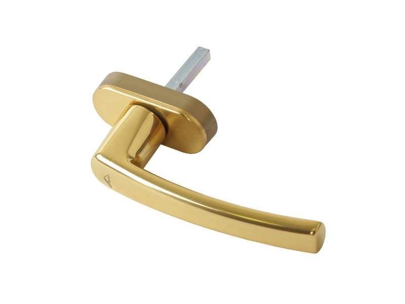 Ручка Rotoline 45мм, полированный латунь/охра золотистый
