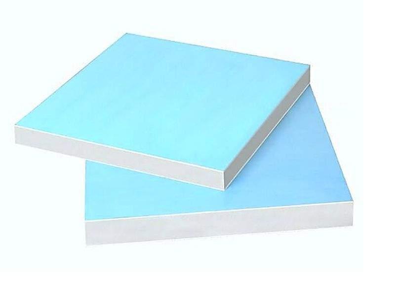 Сэндвич Bauset TPL 24х1500х3000 (0,5х0,5) бел мат 2-х стор. TPL5202.07