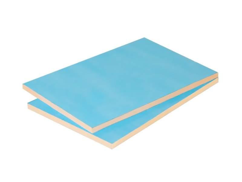 Сэндвич-панель (утепленный откос) Bauset TPL Object 9х1500х3000 мм (0,45х0,4 м), белый матовый. TPL5003.07