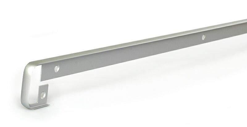 Соединительный профиль для столешниц R9 180 градусов, 600мм, VEROY. VER0938.02/180