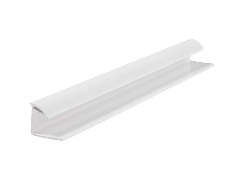 Стартовый профиль Qunell KNL St-25 мм, белый, 6,0 м. KNL0510.07