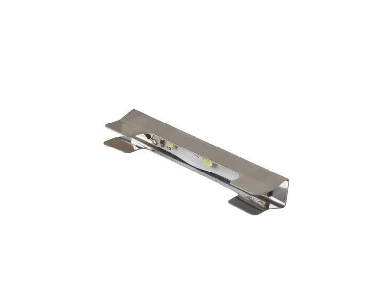Светильник-клипса светодиодный P-KLIPS-IN-BZ, металл, холодный свет. LED0003