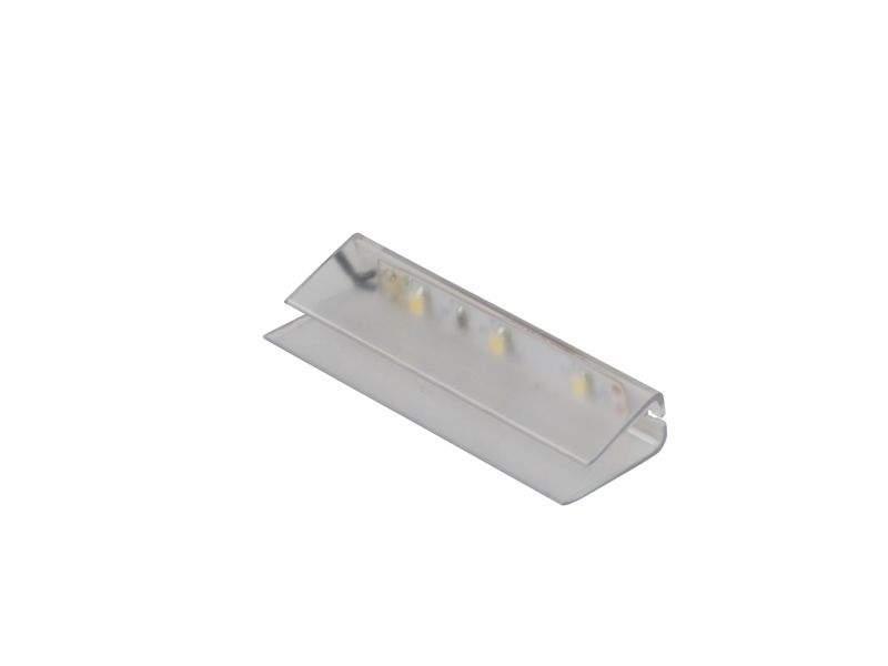 Светильник-клипса светодиодный Prismatic PRFT-063-L3-30-MN01, пластик, теплый свет. LED0002