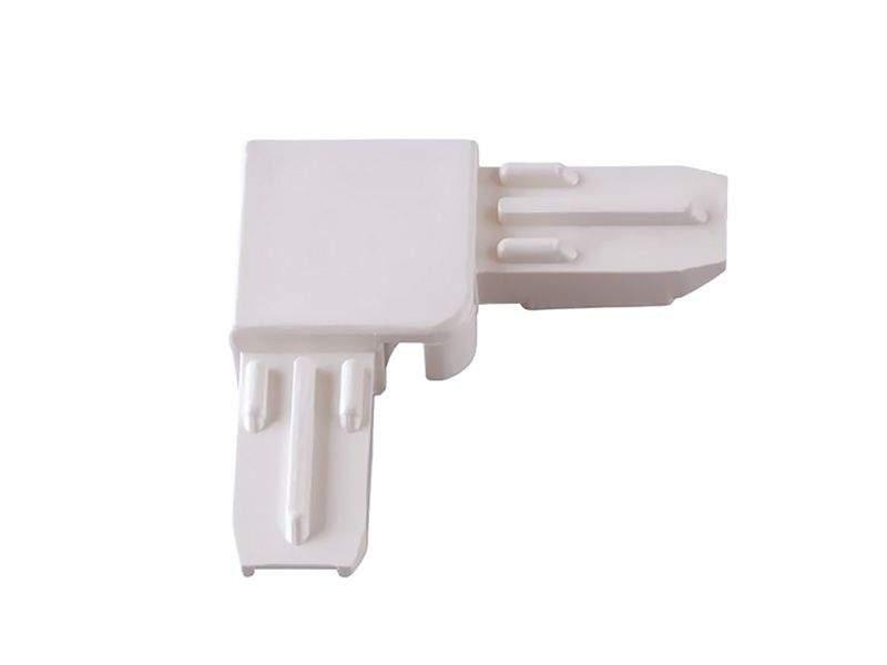 Уголок ABS для профиля МС-БАЗА белый