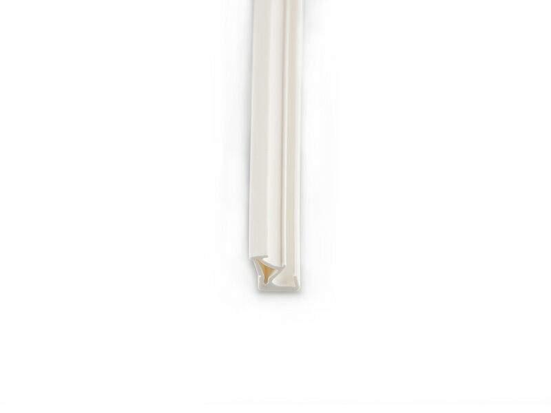 DEVENTER Уплотнитель для деревянных окон SV33 белый