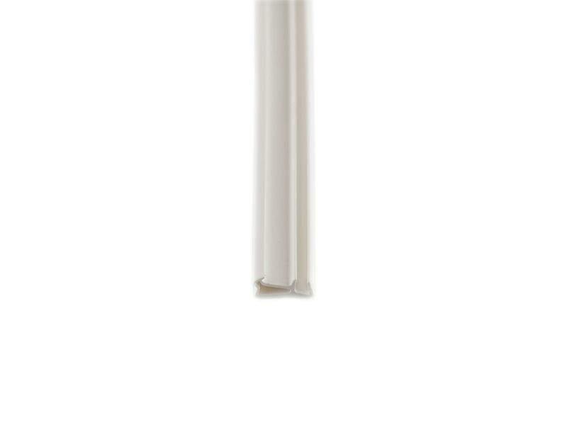 DEVENTER Уплотнитель для деревянных окон белый