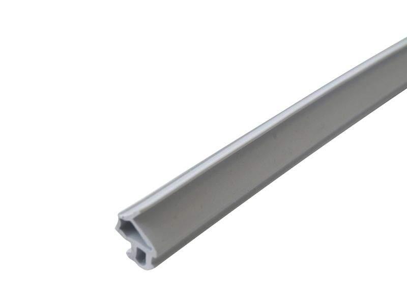 Уплотнитель для створки VEKA, серый