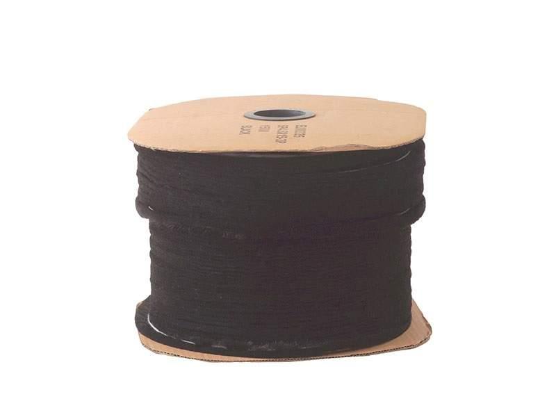 Уплотнитель щеточный ELEMENTIS 4.8*15 мм для москитной сетки. ELM0335