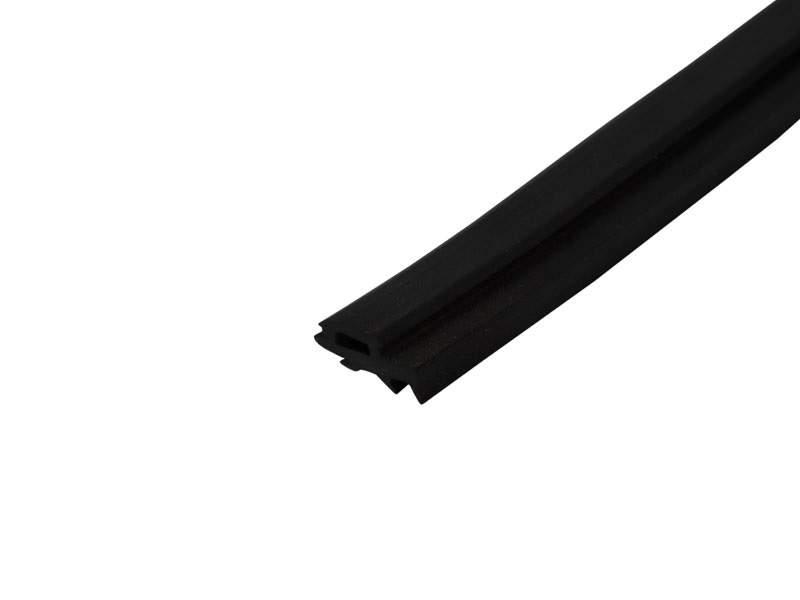Уплотнитель заполнения наружный 4мм ЭПДМ, 250м, черный. ALM750004A