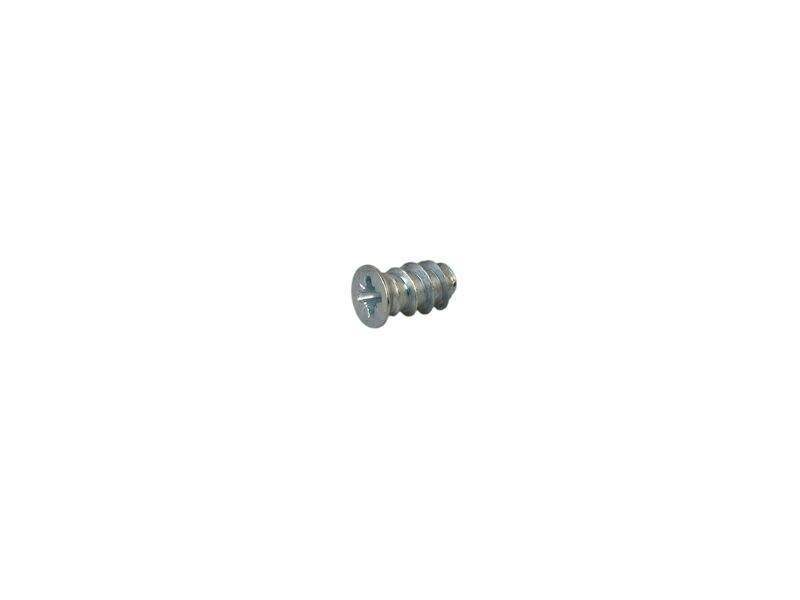 Евровинт 6.3х11мм, потайная головка, оцинкованный VE04. PRM0230