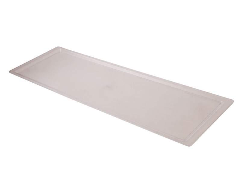 Поддон для посудосушителя, база 800, 720x240x15, пластик, Vibo. VIB0106