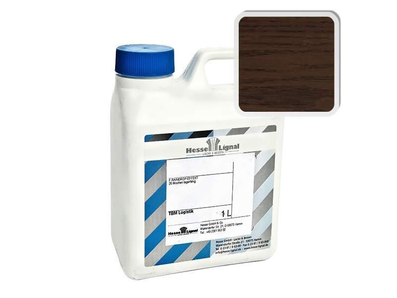 Байц для паркета, коричневый шоколад WPB 1106 1л. LHB1106