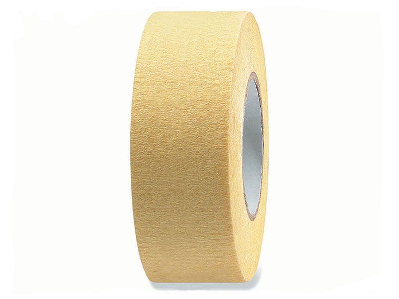 Лента защитная, бумага 48ммx25м термостойкая до 40°C