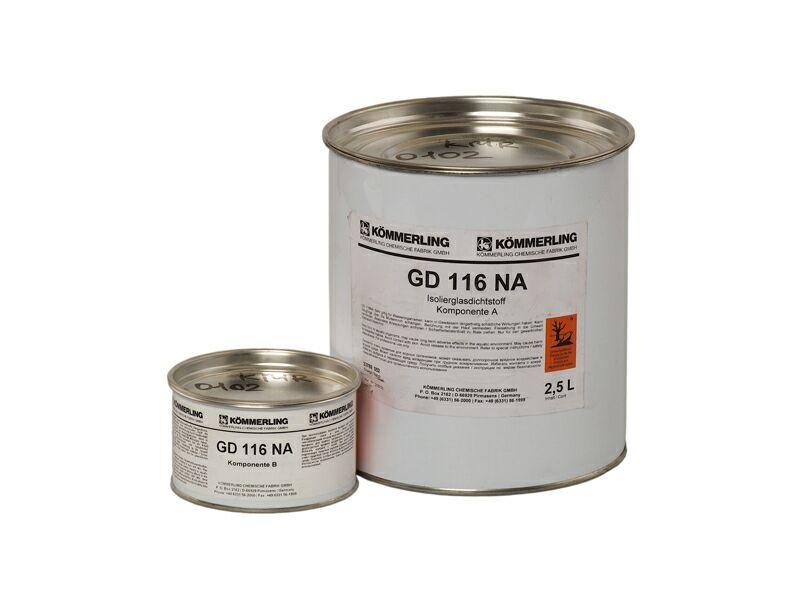 Герметик GD116NA компл.А+В (банка 2,5л)
