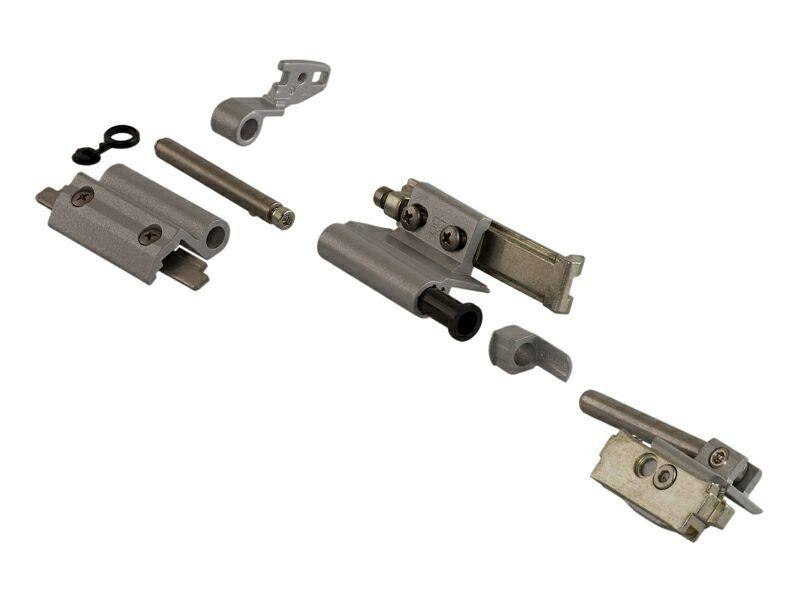 Комплект поворотно — откидных  петель FUTURA 3D, 130 кг, европаз, серебро 04711372