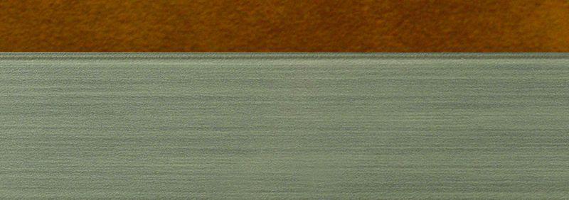 Кромка 3D королевск. золото куско 23х1 мм, PMMA, двухцветная ALVIC