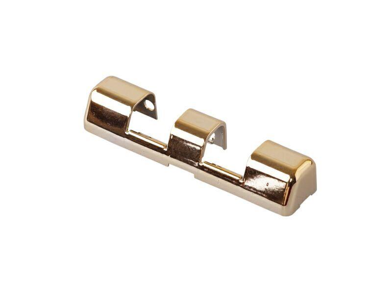 Накладка декоративная , рамная, арочная. Верхней петли S 7 RB золото глянец.