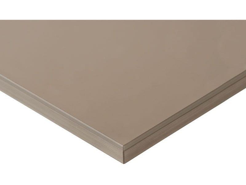 Плита МДФ LUXE базальт (Basalto) глянец, 1220*18*2750 мм, Т2